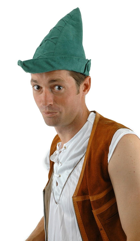 Medieval Archer Woodsmen Hat - DeluxeAdultCostumes.com