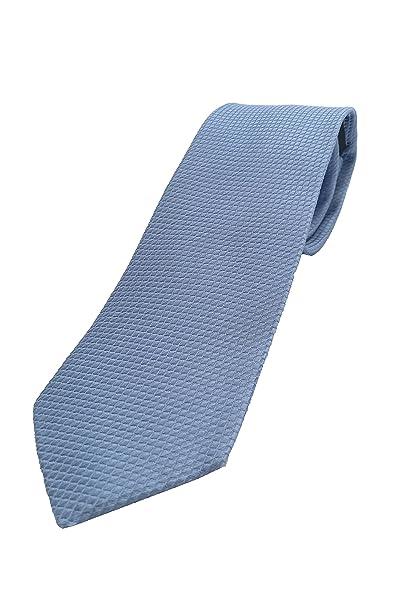 massima qualità presa di fabbrica San Francisco Cravatta azzurro di pura seta, Cravatte Uomo eleganti, di Pietro Baldini,  Cravatta fatta a mano