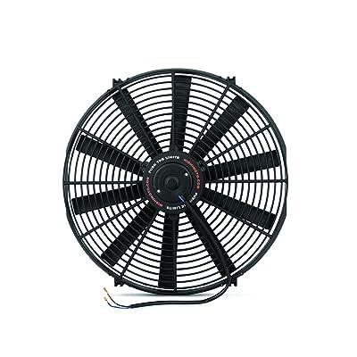 "Mishimoto Slim Electric Fan 16"": Automotive"