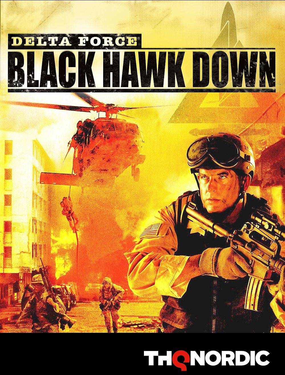 Delta Force: Black Hawk Down [PC Code - Steam]: Amazon co uk