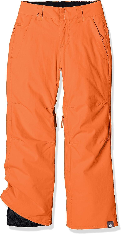 Quiksilver Boys Estate Youth Snow Pants