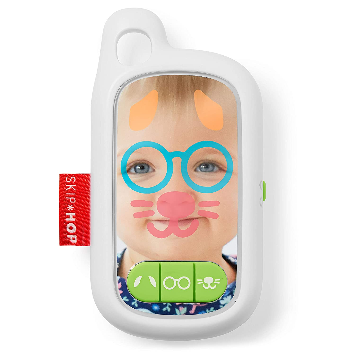 Skip Hop Baby Phone Toy: Explore & More Cell Phone Selfie