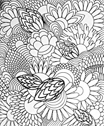 Relaxing coloring pages for teens ~ Coloring Book Wonder Worlds: Relaxing Designs for Calming ...
