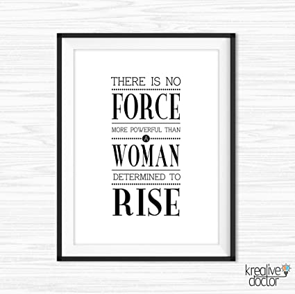 Amazon.com: TimPrint Motivational Wall Decor for Women ...