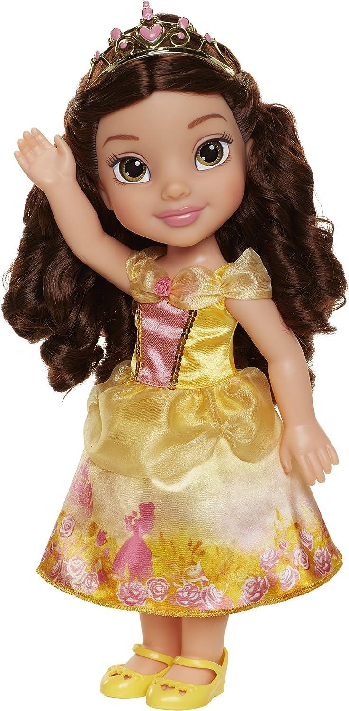 Amazon Com Disney Princess Explore Your World Belle Doll Large