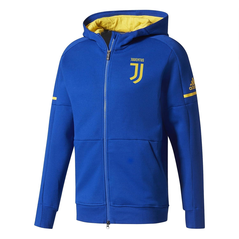 JUVE ANTH SQD AWAY Hoodie COLLEGIATE ROYAL 17 18 Juventus Adidas