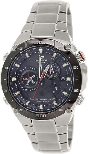 Casio Malla Me Up Edifice EDICIÓN ESPECIAL Reloj (Modelo de Asia) EQS-1100DB