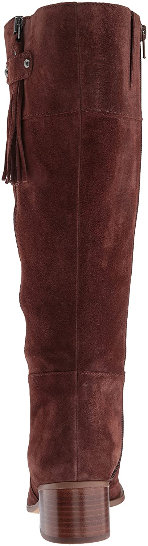 Naturalizer Women's Demi Wc Riding Boot B01NBP5DJL 9.5 B(M) US|Chocolate