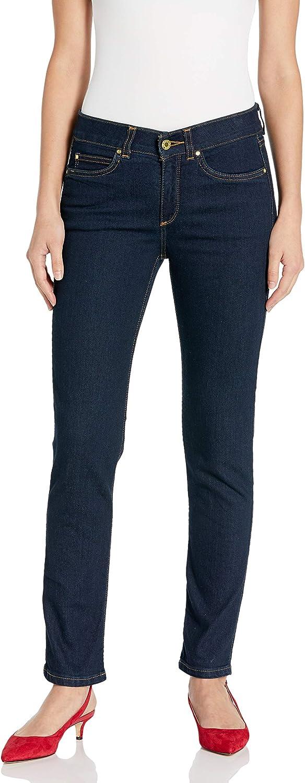 Rafaella Womens Petite Weekend Skinny Leg Slim Fit Jeans