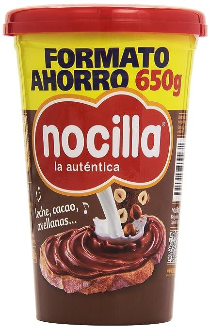 Nocilla La auténtica Crema al Cacao con Avellanas - 650 g