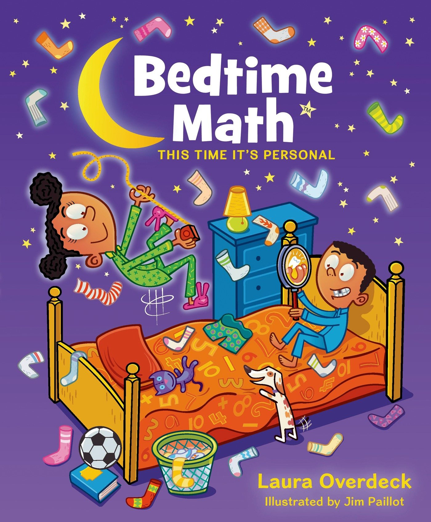 Bedtime Math: This Time It's Personal (Bedtime Math Series ...