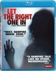 Let the Right One in [Blu-ray] [Importado]