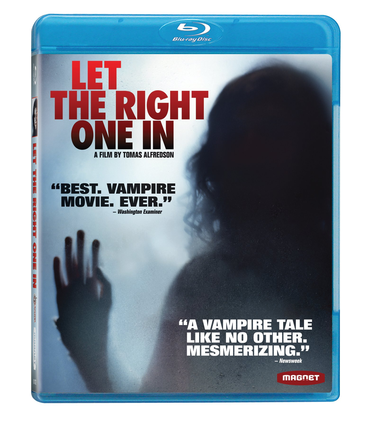 Blu-ray : Let The Right One In (Dubbed, , Dolby, AC-3, Widescreen)