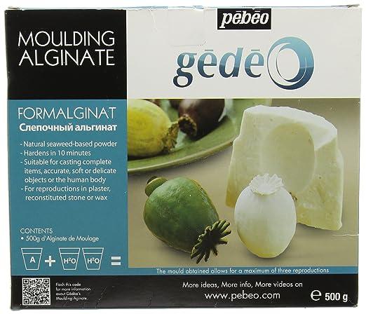 8 opinioni per Pebeo- Alginato per ricalco Gedeo , confezione da 500 g