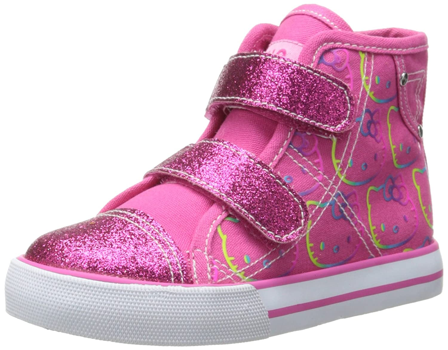 Hello kitty lil sabrina sneaker toddler pink us toddler sneakers jpg  1500x1171 Dc hello kitty shoes 0365b6dc48e