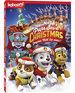 Pups Save Christmas Book.Nickelodeon Paw Patrol The Night Before Christmas