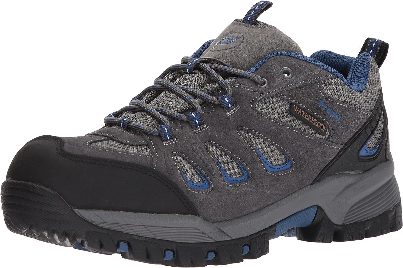 Prop t Men's Ridge Walker Low Hiking Boot Ankle Bootie