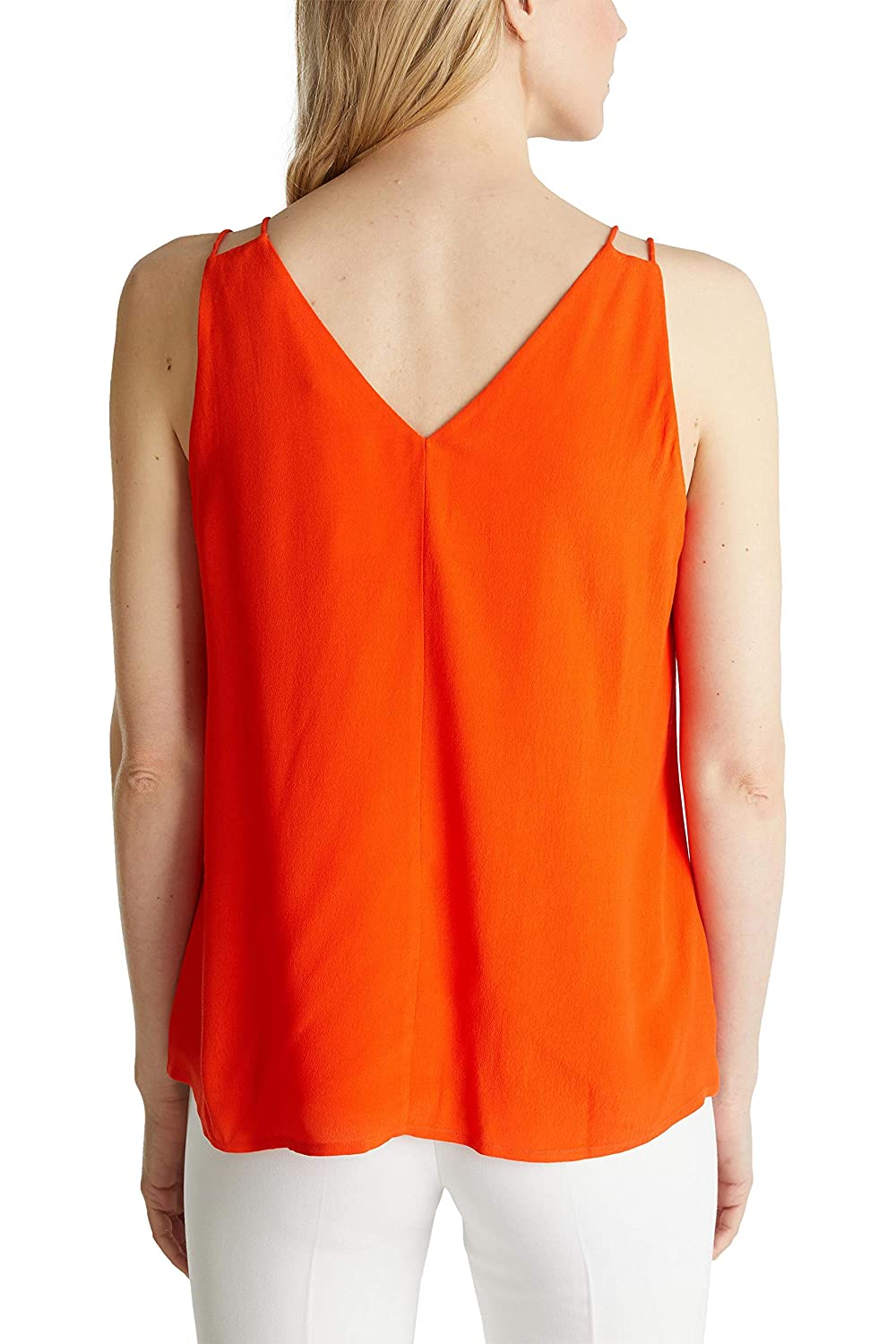 ESPRIT kollektion dam blus 825/Red Orange