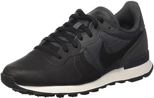 wholesale cost charm for whole family Nike Herren Internationalist PRM Se Sneaker, Schwarz