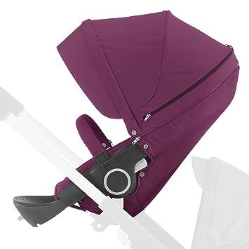 Stokke - Xplory Seat Crusi ® púrpura: Amazon.es: Bebé