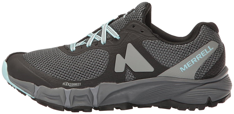 Merrell Women's Agility 9 Charge Flex Trail Runner B01HHA1M66 9 Agility B(M) US|Black 62b961