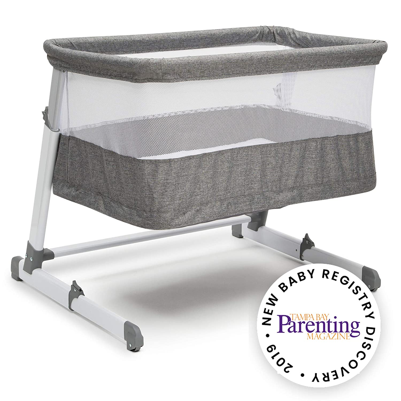Amazon.com: Simmons Room2Grow - Bassinet para recién nacido ...