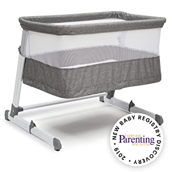 Amazon.com: Simmons Room2Grow - Bassinet para recién nacido ...