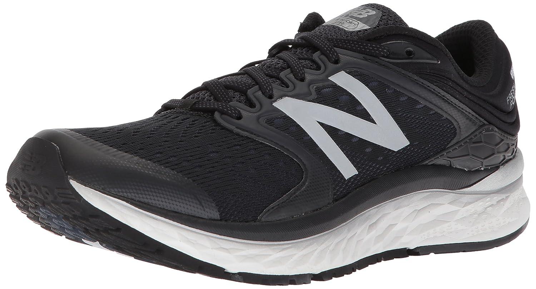 New Balance Men's 1080v8 Fresh Foam Running Shoe B01N6KKBE8 11 D(M) US|Black/White