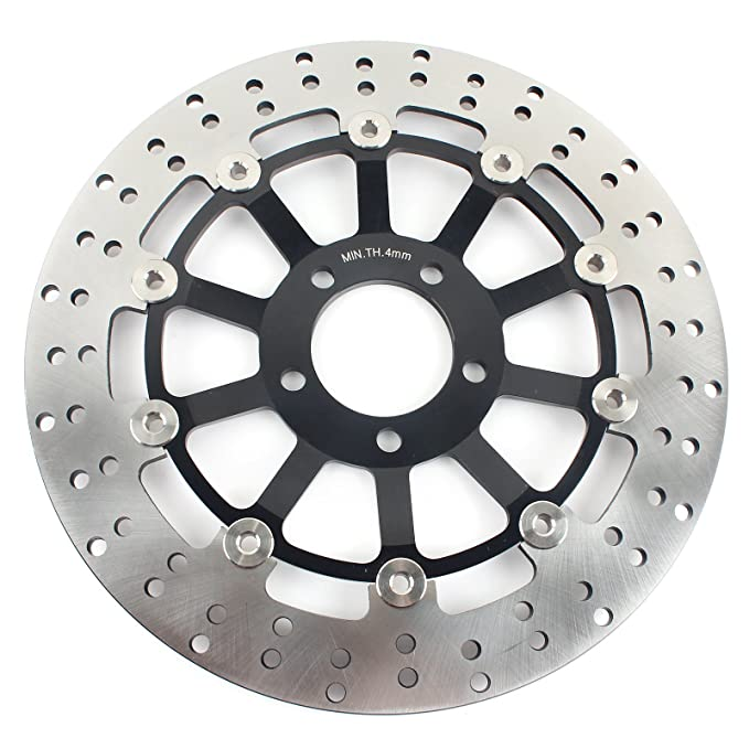 TARAZON 2x Rotores Discos de Freno Delantero para GPZ 900 R ...
