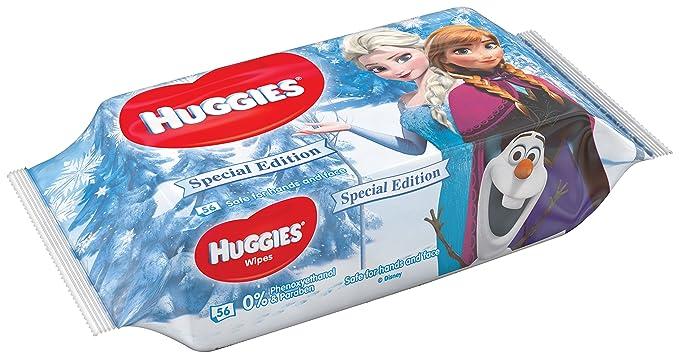 HUGGIES Baby Toallitas Disney Special Edition: Amazon.es: Salud y cuidado personal