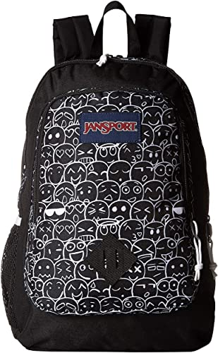 JanSport Super Sneak Emoji Crowd One Size