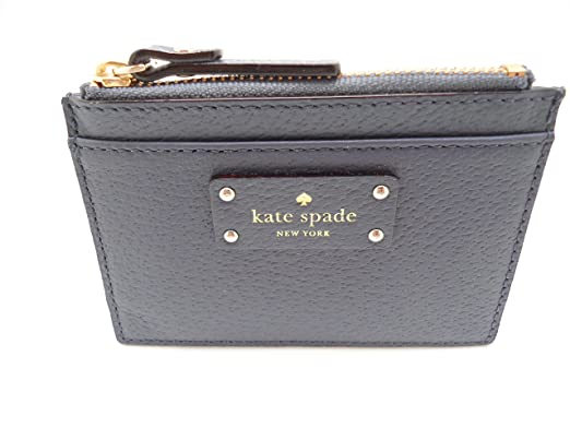 kate spade card wallet  Kate Spade New York Adi Grove Street Leather Card Wallet Coin Purse  Diverblue
