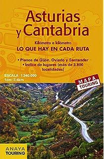 Mapa Turistico De Asturias Y Cantabria.Cantabria Mapa Turistico 1 150 000 Ciudades Planos Guia