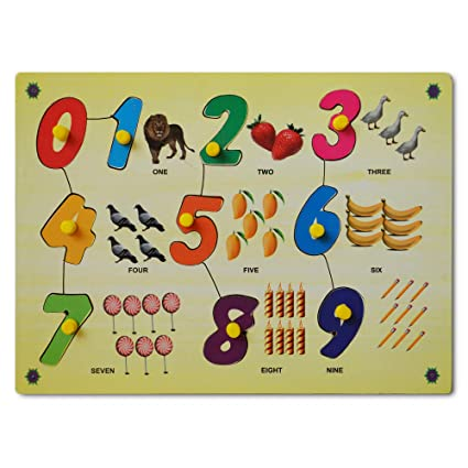 Bey Bee Educational Toys Number Learning Kit