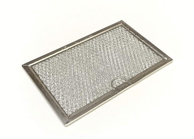 Amazon.com: Filtro de grasa para microondas LG OEM con ...