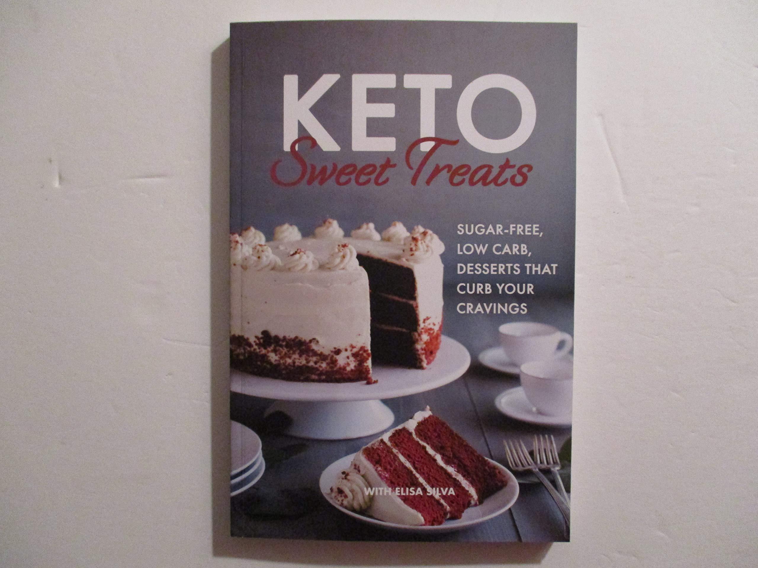 KETO Sweet Treats ELISA SILVA