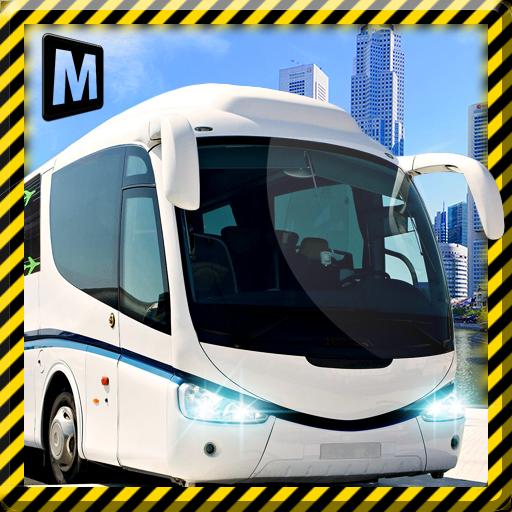 Bus Driving : City Simulator