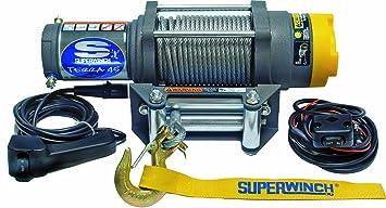 Amazon Com Superwinch 1145220 Terra 45 Atv & Utility Winch Superwinch Lt 2500 Wiring Diagram Superwinch T1500 Wiring Diagram Superwinch Lt3000 Atv Wiring Diagram