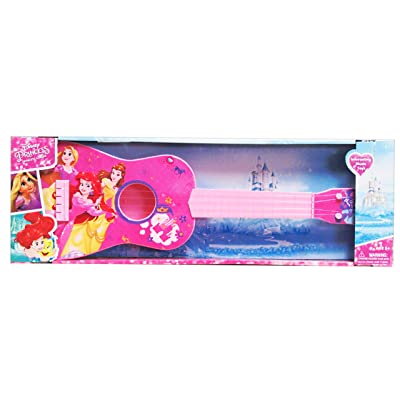"Toymaker Disney Princess Guitar 24"": Toys & Games"