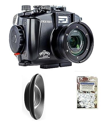 Amazon.com: Fantasea FRX100 V - Carcasa para Sony RX100 III ...
