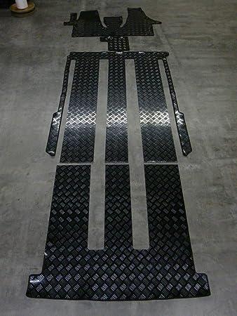 Gummimatten Für T6 Multivan Bus Fahrgastraum Kofferraum Komplettauslage Auto