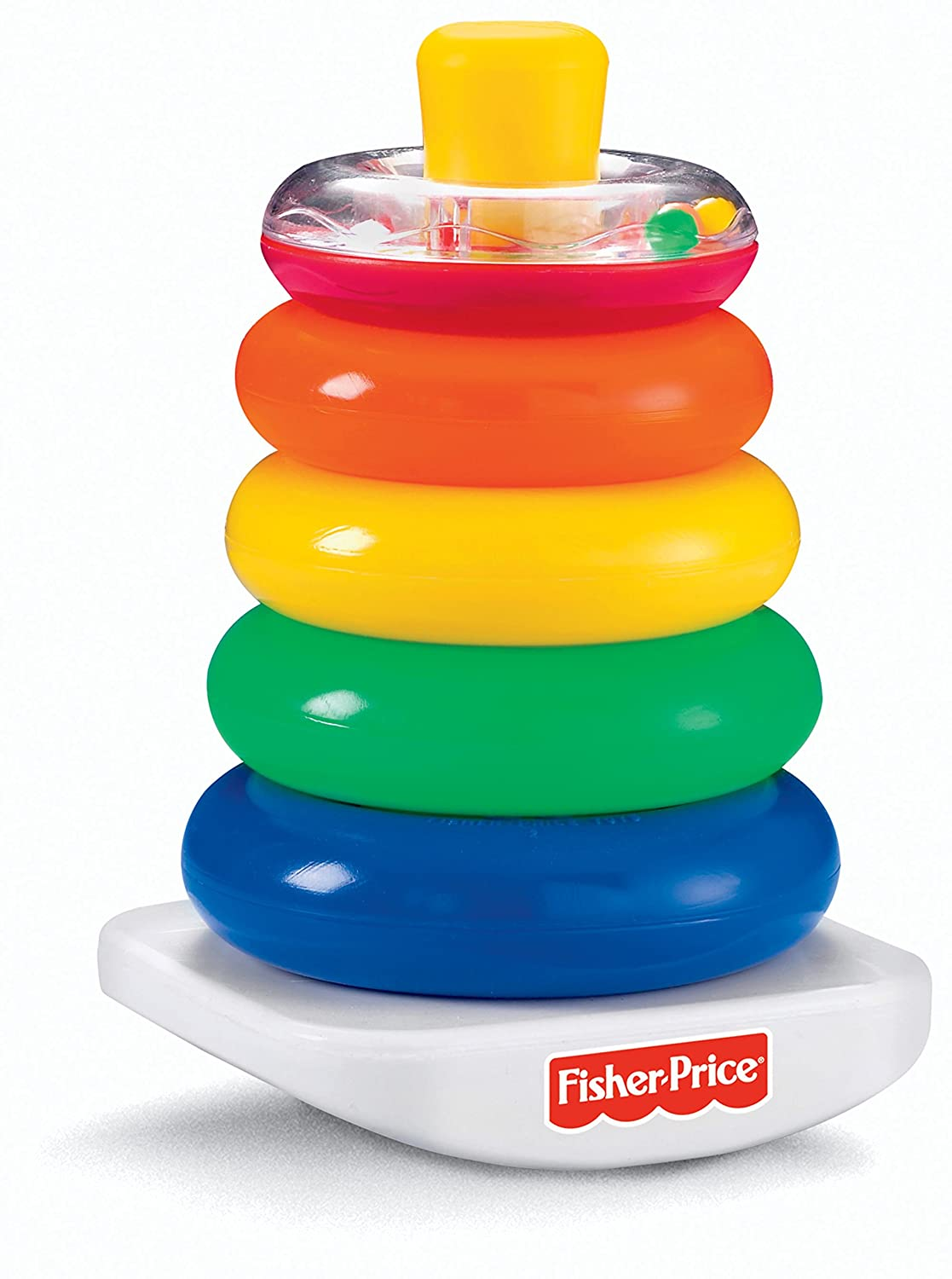 Fisher Price Pirámide balanceante