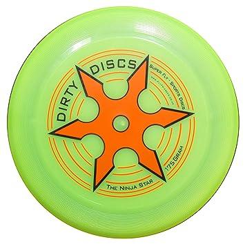 Dirty Disc Estrella Ninja en Lanzamiento de Disco del Disco ...