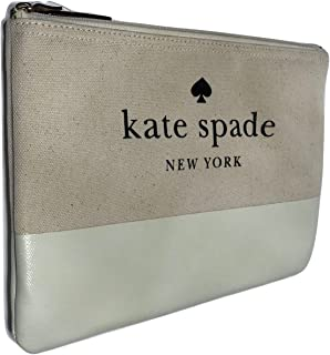 Kate Spade New York Ash Street Gia Clutch WLRU4912 Cement