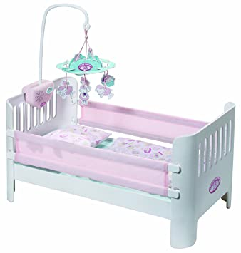 Baby Annabell Bed With Lullaby Amazon Ca Electronics