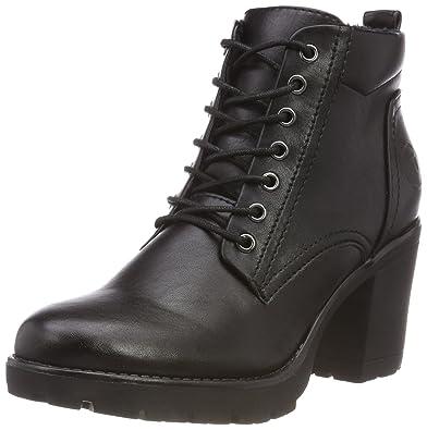 MARCO TOZZI Damen 2-2-25204-31 002 Combat Boots  Amazon.de  Schuhe ... cab52e3040