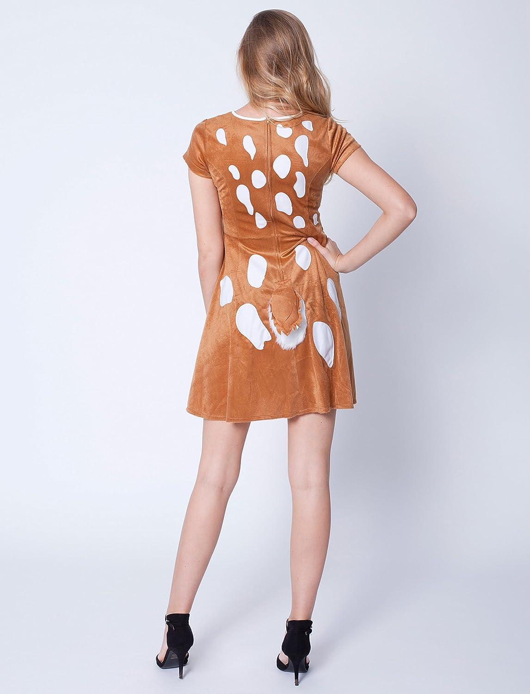 Kleid reh damen - Stylische Kleider für jeden tag