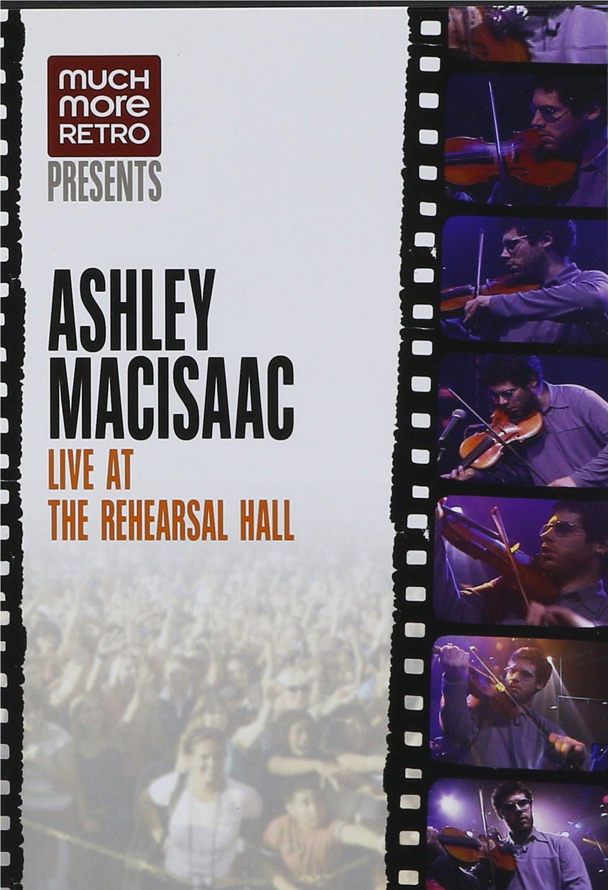 Ashley MacIsaac - Live at the Rehearsal Hall