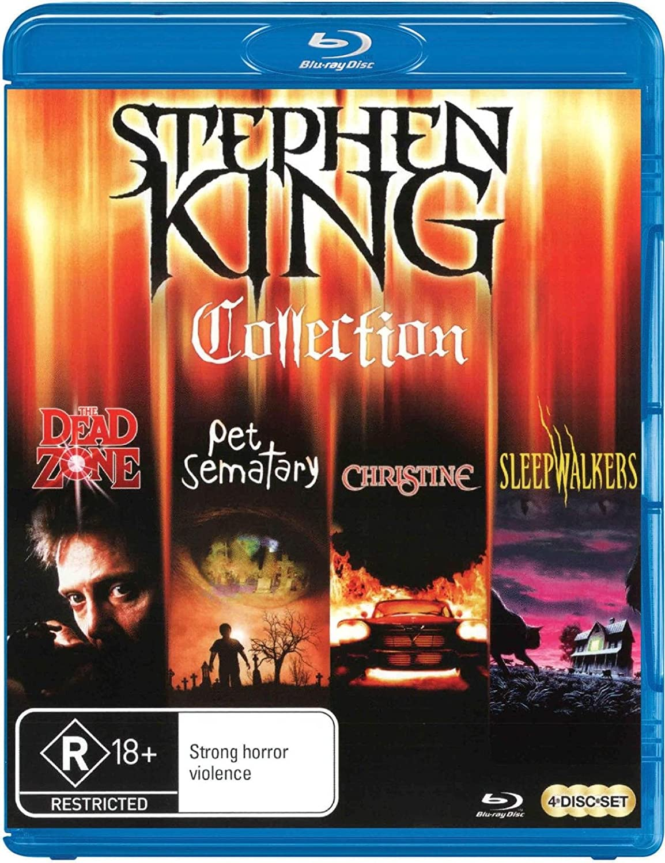 Stephen King Blu Ray Collection [USA] [Blu-ray]: Amazon.es: Cine y Series TV