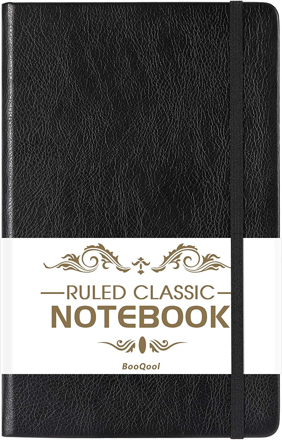 BooQool Lined (5.4 x 8.3) Ruled Notebook/Journal $5.94